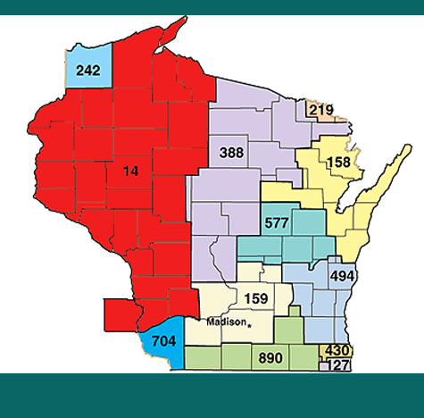 Labor Union States Map.Ibew Local 14 About Us